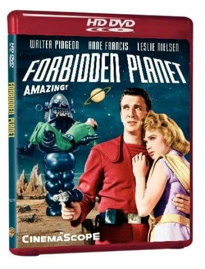 Bestselling Movies (2006) - Forbidden Planet [HD DVD]