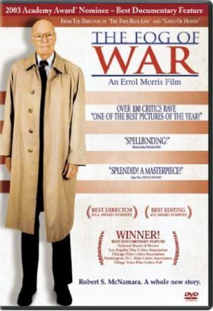 Bestselling Movies (2006) - The Fog of War - Eleven Lessons from the Life of Robert S. McNamara