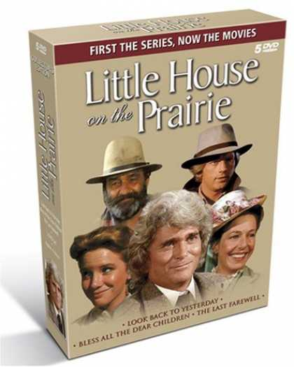 Bestselling Movies (2006) - Little House on the Prairie - Special Edition Movie Boxed Set (Look Back to Yest
