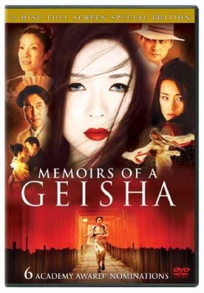 Bestselling Movies (2006) - Memoirs of a Geisha (Full Screen 2-Disc Special Edition) by Rob Marshall