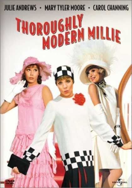 Bestselling Movies (2006) - Thoroughly Modern Millie by George Roy Hill