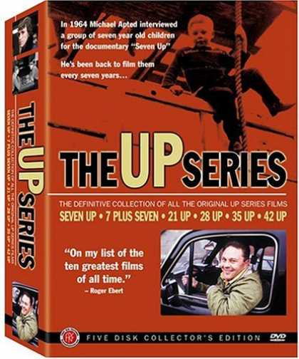 Bestselling Movies (2006) - The Up Series (Seven Up / 7 Plus Seven / 21 Up / 28 Up / 35 Up / 42 Up)