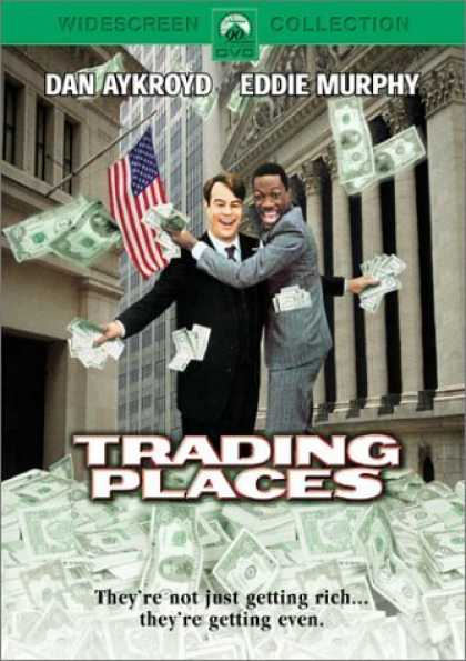 Bestselling Movies (2006) - Trading Places by John Landis