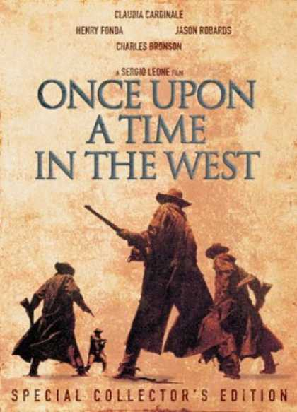 Bestselling Movies (2006) - Once Upon a Time in the West by Sergio Leone