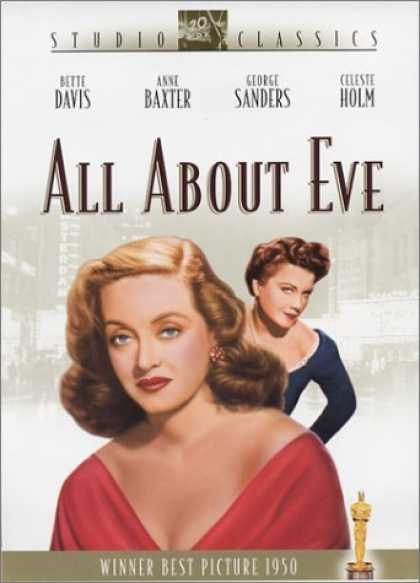 Bestselling Movies (2006) - All About Eve (Special Edition) by Joseph L. Mankiewicz