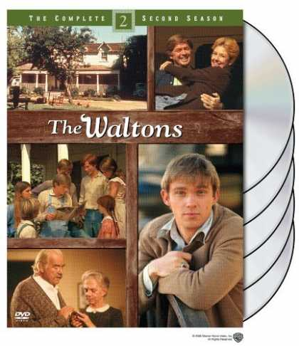 Bestselling Movies (2006) - The Waltons - The Complete Second Season by Harry Harris