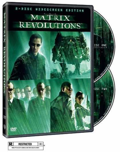 Bestselling Movies (2006) - The Matrix Revolutions (Widescreen Edition) by Larry Wachowski