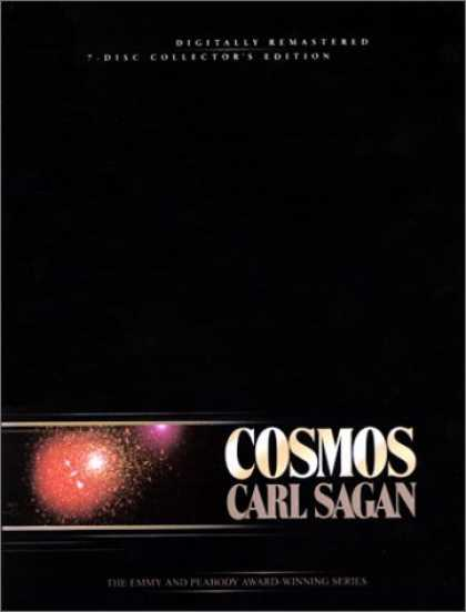 Bestselling Movies (2006) - Cosmos - Carl Sagan by Adrian Malone