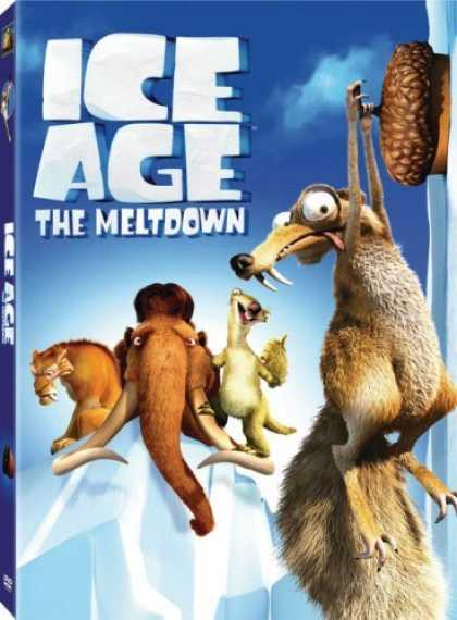 Bestselling Movies (2006) - Ice Age - The Meltdown (Full Screen Edition)