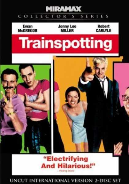 Bestselling Movies (2006) - Trainspotting - Director's Cut (Collector's Edition) by Danny Boyle