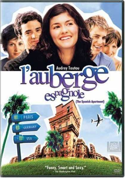 Bestselling Movies (2006) - L'Auberge Espagnole (The Spanish Apartment)