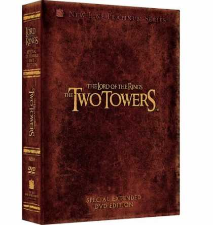 Bestselling Movies (2006) - The Lord of the Rings - The Two Towers (Platinum Series Special Extended Edition