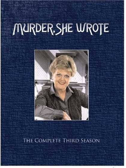 Bestselling Movies (2006) - Murder, She Wrote - The Complete Third Season