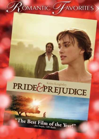 Bestselling Movies (2006) - Pride & Prejudice (Widescreen Edition) by Joe Wright (IV)