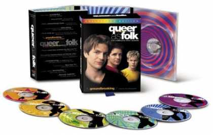 Bestselling Movies (2006) - Queer as Folk: The Complete First Season by Laurie Lynd
