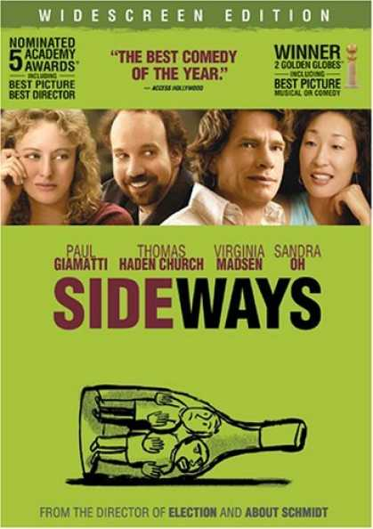 Bestselling Movies (2006) - Sideways (Widescreen Edition) by Alexander Payne