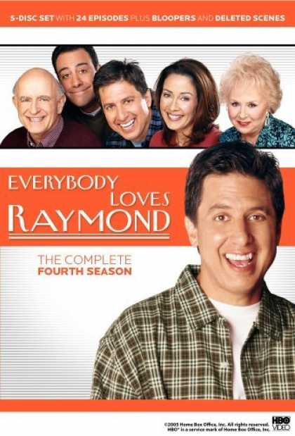 Bestselling Movies (2006) - Everybody Loves Raymond - The Complete Fourth Season