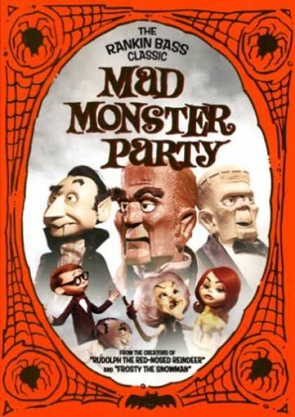 Bestselling Movies (2006) - Mad Monster Party by Jules Bass