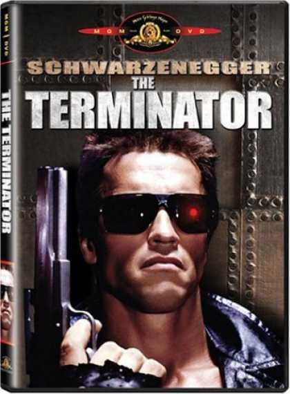 Bestselling Movies (2006) - The Terminator by James Cameron
