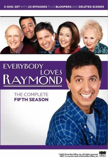Bestselling Movies (2006) - Everybody Loves Raymond - The Complete Fifth Season