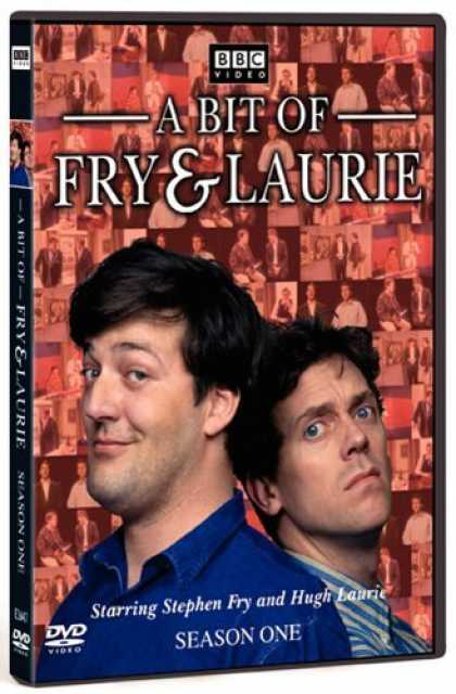 Bestselling Movies (2006) - A Bit of Fry and Laurie - Season One by Peter Orton