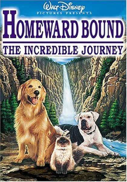 Bestselling Movies (2006) - Homeward Bound - The Incredible Journey by Duwayne Dunham