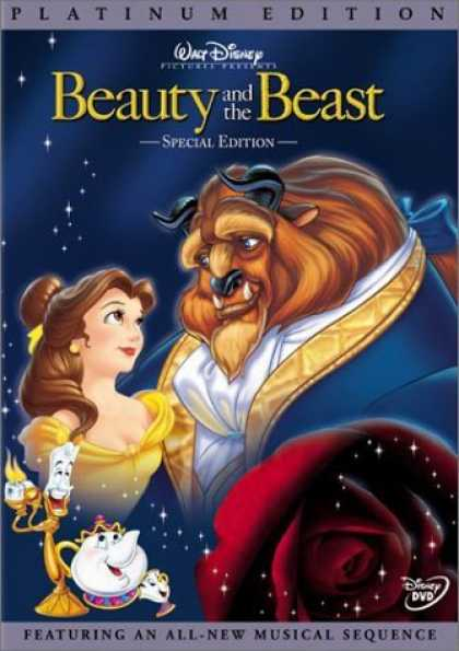 Bestselling Movies (2006) - Beauty and the Beast (Disney Special Platinum Edition)