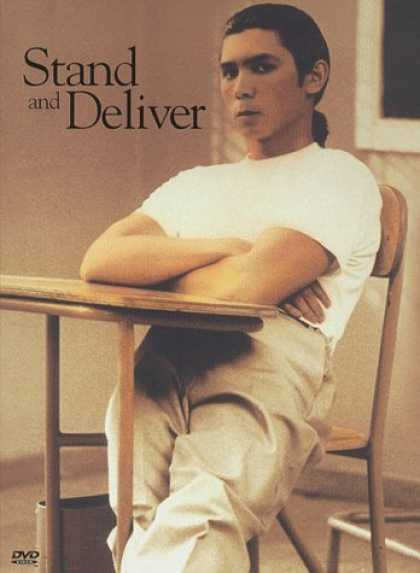 Bestselling Movies (2006) - Stand and Deliver by Ramón Menéndez