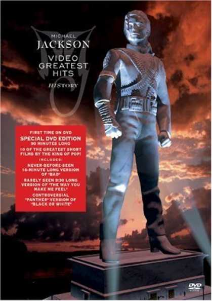 Bestselling Movies (2006) - Michael Jackson - Video Greatest Hits - HIStory by John Landis