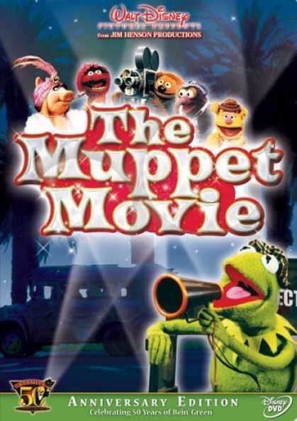 Bestselling Movies (2006) - The Muppet Movie - Kermit's 50th Anniversary Edition
