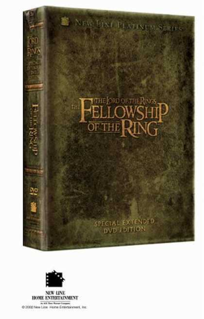 Bestselling Movies (2006) - The Lord of the Rings - The Fellowship of the Ring (Platinum Series Special Exte