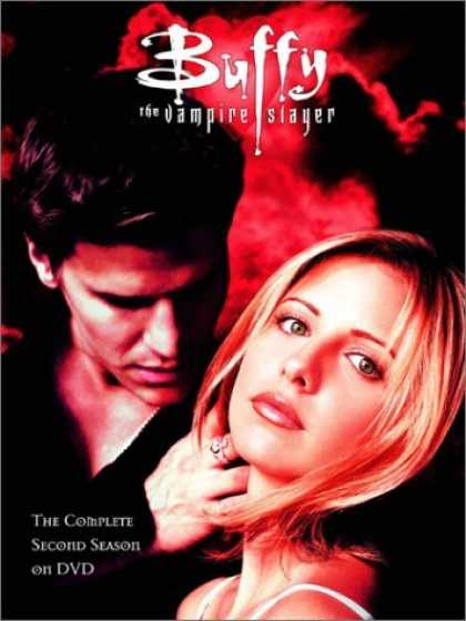 Bestselling Movies (2006) - Buffy the Vampire Slayer - The Complete Second Season