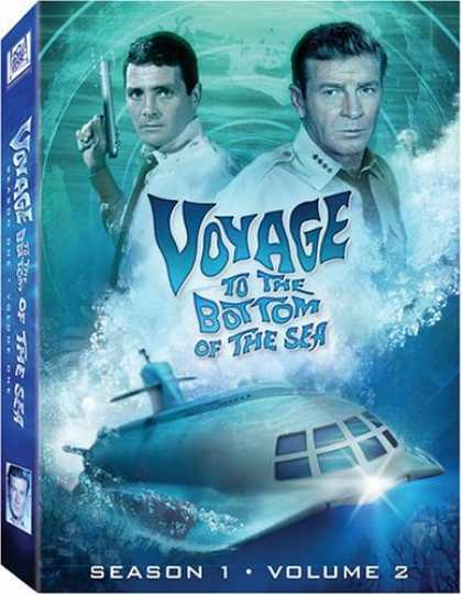 Bestselling Movies (2006) - Voyage to the Bottom of the Sea, Season 1 Vol. 2 by Tom Gries