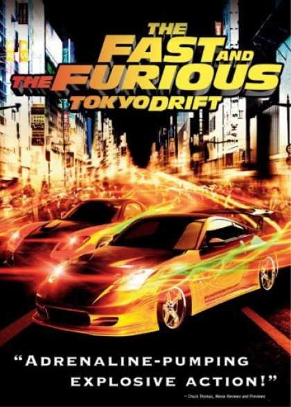 Bestselling Movies (2006) - The Fast and the Furious - Tokyo Drift (Widescreen Edition) by Justin Lin