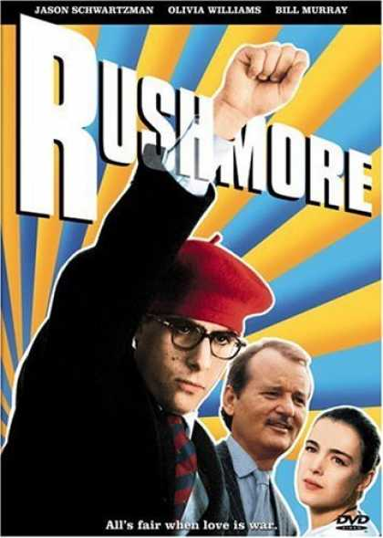 Bestselling Movies (2006) - Rushmore by Wes Anderson
