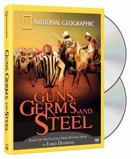 Bestselling Movies (2006) - Guns, Germs, and Steel by Stacy Blunt
