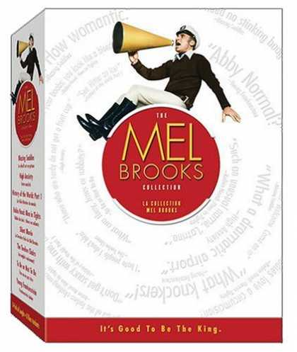 Bestselling Movies (2006) - Mel Brooks Box Set Collection (Blazing Saddles / Young Frankenstein / Silent Mov