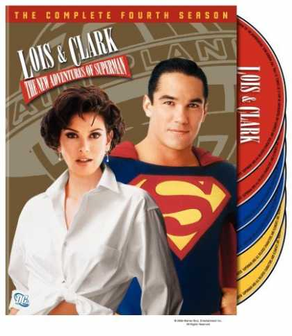 Bestselling Movies (2006) - Lois & Clark - The New Adventures of Superman - The Complete Fourth Season by Ne