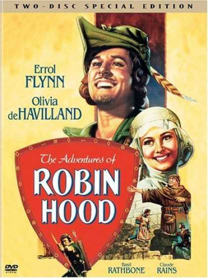 Bestselling Movies (2006) - The Adventures of Robin Hood (Two-Disc Special Edition) by Michael Curtiz