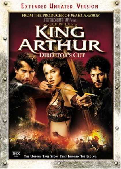Bestselling Movies (2006) - King Arthur (Widescreen Director's Cut - Extended Unrated Version) by Antoine Fu