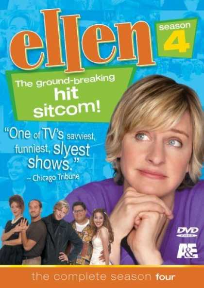 Bestselling Movies (2006) - Ellen - The Complete Season Four by Andrew D. Weyman