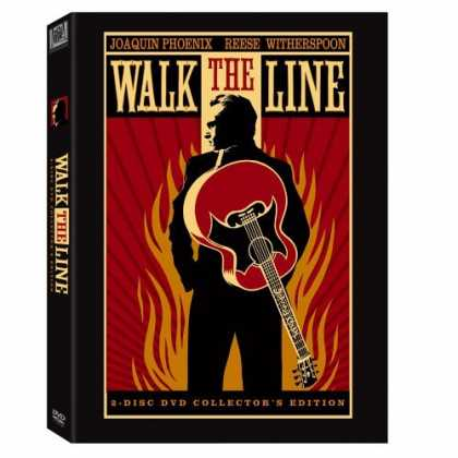 Bestselling Movies (2006) - Walk the Line (2-Disc Collector's Edition) by James Mangold
