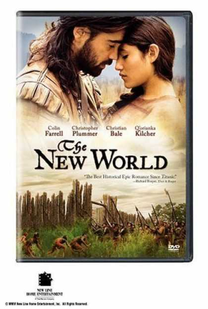 Bestselling Movies (2006) - The New World by Terrence Malick