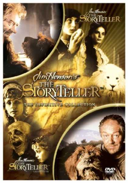 Bestselling Movies (2006) - Jim Henson's the Storyteller - The Definitive Collection by John Madden