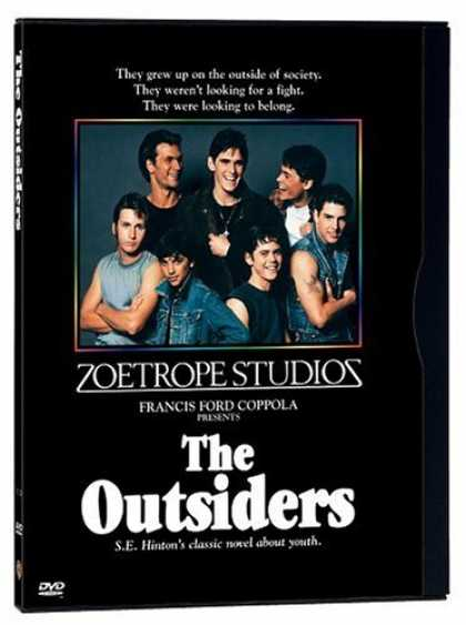 Bestselling Movies (2006) - The Outsiders by Francis Ford Coppola