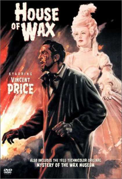 Bestselling Movies (2006) - House of Wax by André De Toth
