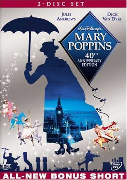 Bestselling Movies (2006) - Mary Poppins (40th Anniversary Edition) by Robert Stevenson