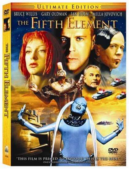 Bestselling Movies (2006) - The Fifth Element (Ultimate Edition) by Luc Besson