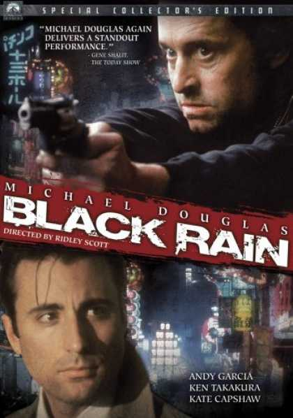 Bestselling Movies (2006) - Black Rain (Special Collector's Edition) by Ridley Scott