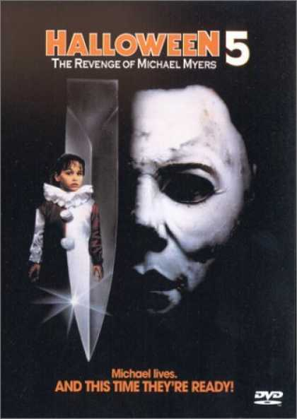 Bestselling Movies (2006) - Halloween 5: The Revenge of Michael Myers by Dominique Othenin-Girard